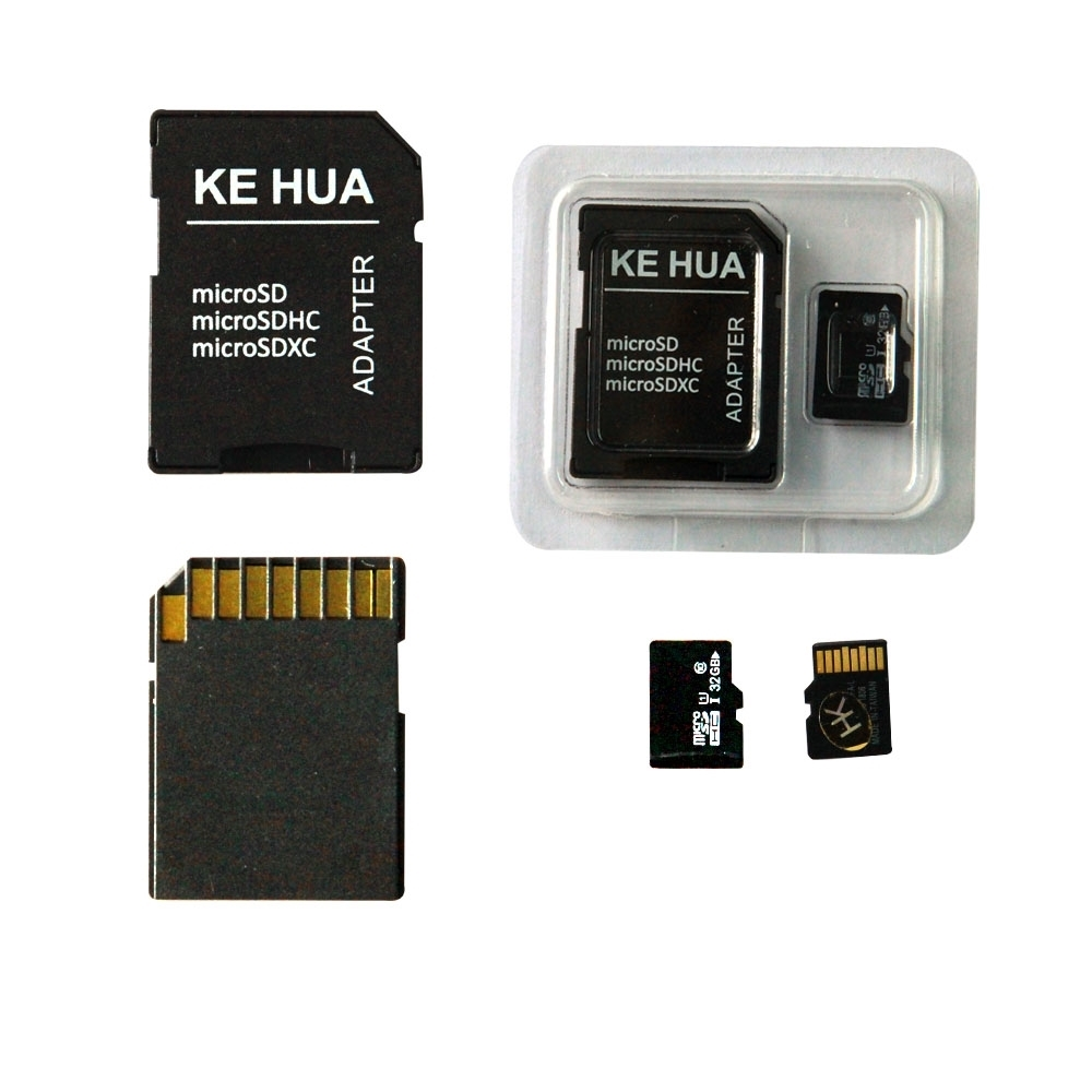 32GB-Smart-Card-Micro-sdhc-card-with-sd-adapter