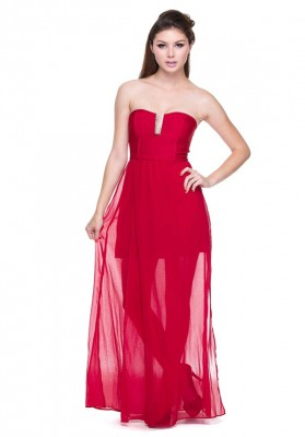 Doubts About Red Maxi Dress You Should Clarify